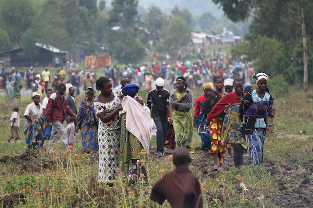 Clashes in central Congo kill at least 13